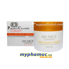 Kem Nhau Thai Cừu AN NICE' PLACENTA COLLAGEN CREAM 100ml