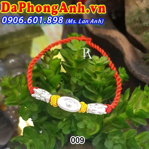 Dây đeo phong thủy Đầu Rồng VMM-009