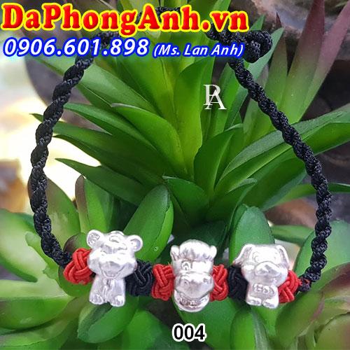 Dây đeo phong thủy Tam hợp Dần,Ngọ,Tuất VMM-004