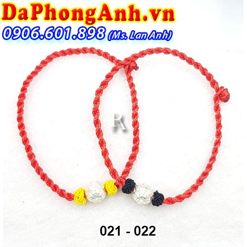 Vòng cặp may mắn Bi Kim Tiền VMM-021-022